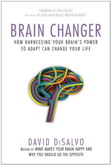 Brain Changer By Disalvo, David